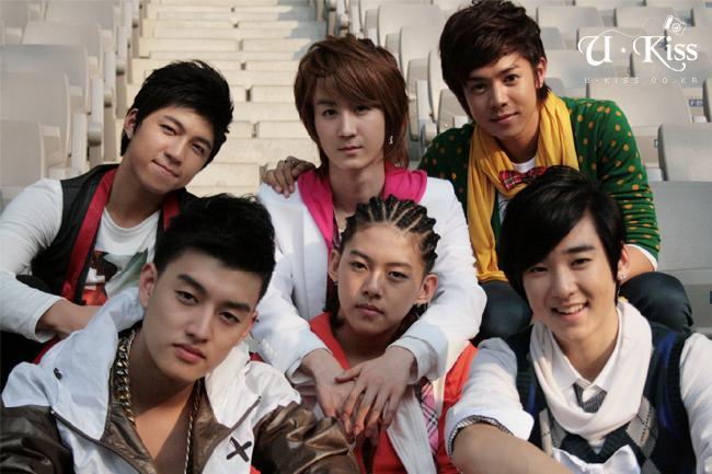 U Kiss Members Names kpop boys 1.7: U-Kiss ...